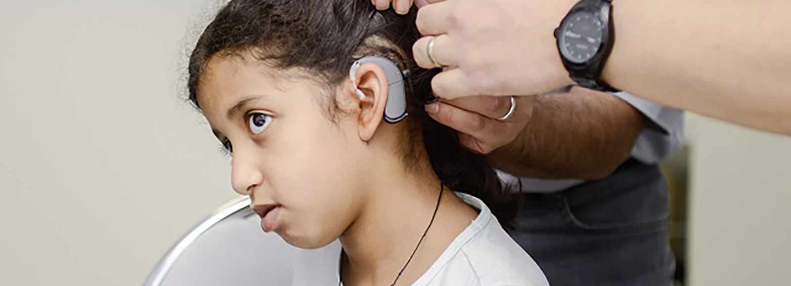 Cochlea Implantat Kind