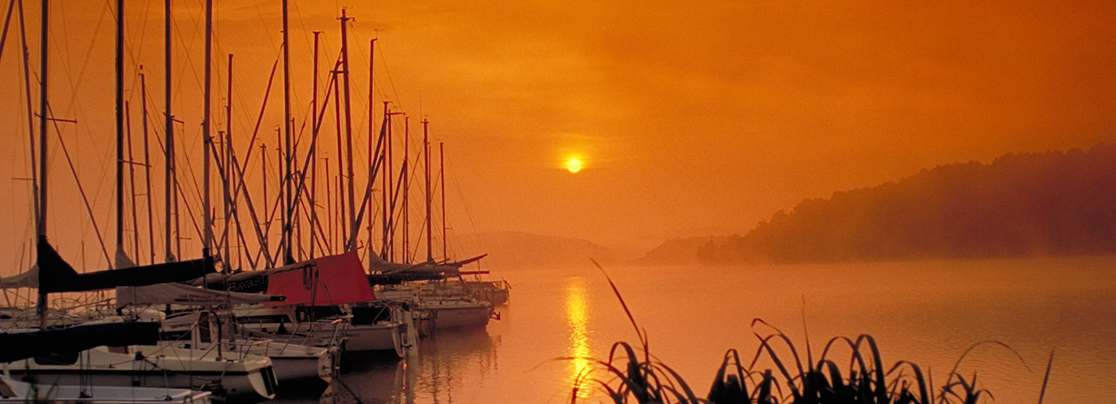 Bostalsee Segelhafen